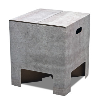 Dutch Design Chair Concrete product 2 HIGHRES